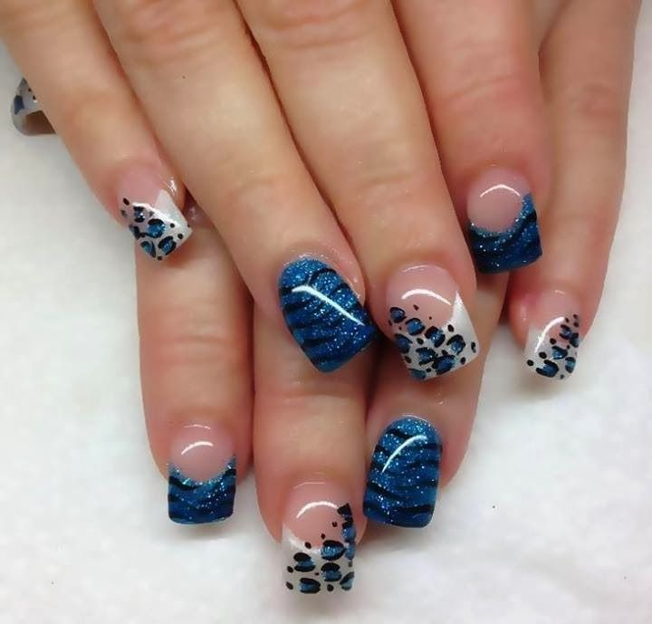 How to make your own nail polish stickers. This is a neat idea...I ...