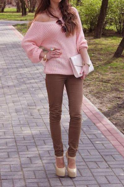 cc9a0ac300 pantalon marron