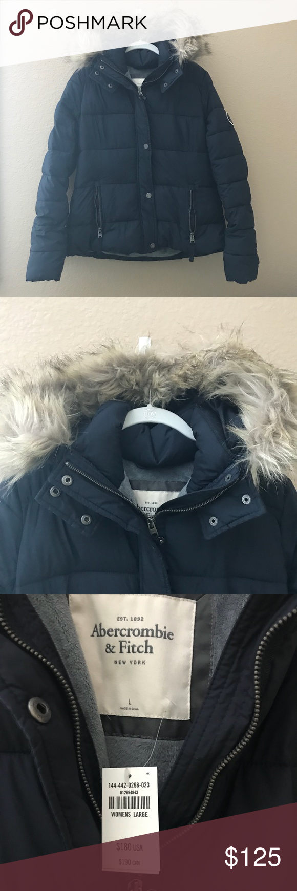 New Abercrombie Fitch Puffer Jacket Jackets Puffer Jackets Clothes Design [ 1740 x 580 Pixel ]