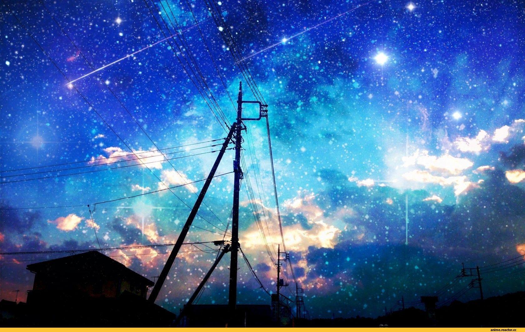 Fantasy おしゃれまとめの人気アイデア Pinterest Variathecat 星空 イラスト 空中都市 夜空 イラスト