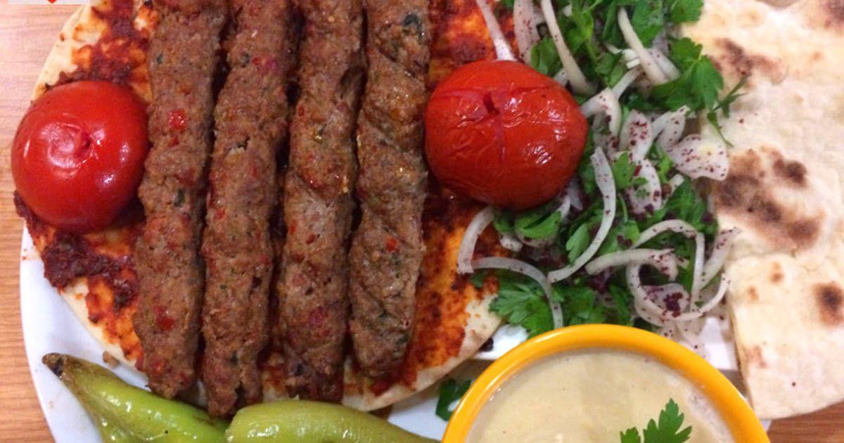 طريقة عمل الكباب الحمصي بالصور من Hamoudy S Kitchen Recipe Recipes Rice Recipes Food