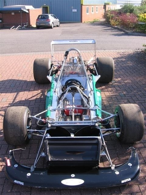 RaceCarAds  Race Cars For Sale  Chevron B40 Formula 2 Car