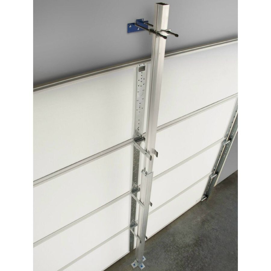 Secure Door Garage Door Lowes Com Garage Doors Door Brace Garage Door Security
