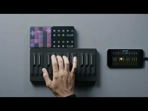 Blocks Is The Modular Music Making System That Grows With You Each Block Is Incredibly Powerful Putting Mu Music Production Equipment Instruments New Gadgets