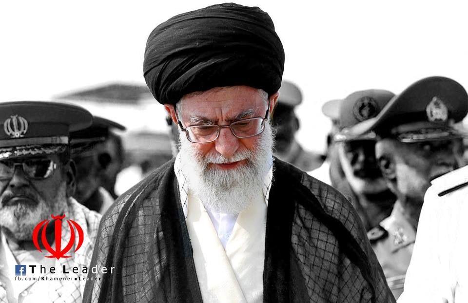 The Leader Of The Islamic Revolution Ayatollah Sayyid Ali
