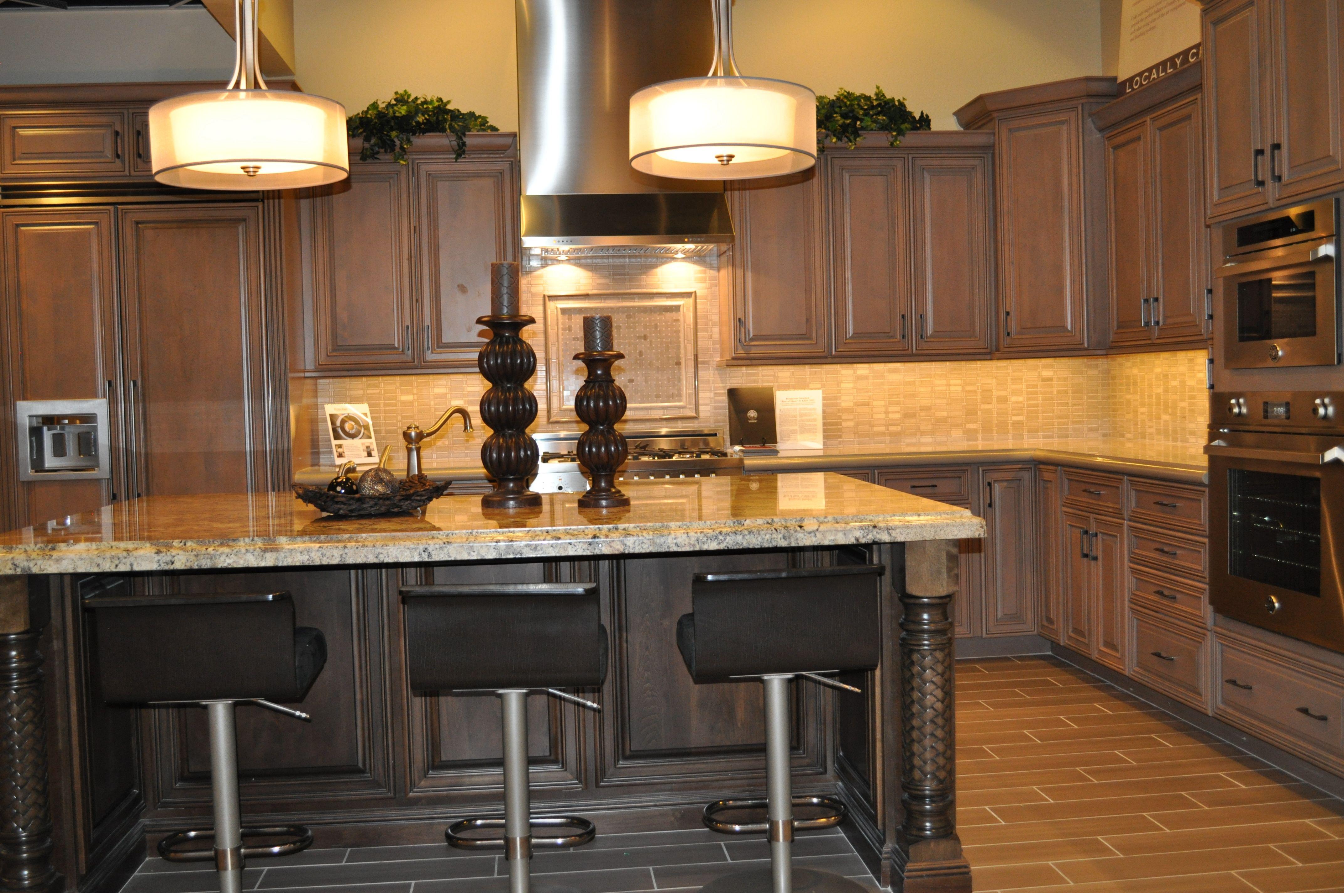 Kitchen Vignette From Fulton Design Center Refacing Kitchen