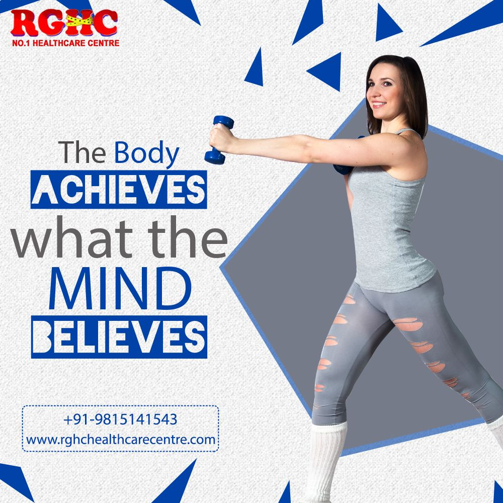 Looking for Fitness classes in Civil Lines then join RGHC