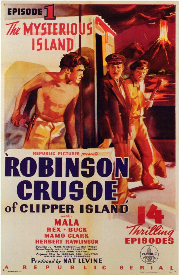 10 Robinson Crusoe Hits Hollywood Ideas Robinson Crusoe Robinson Movie Posters