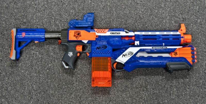 Blaster modification