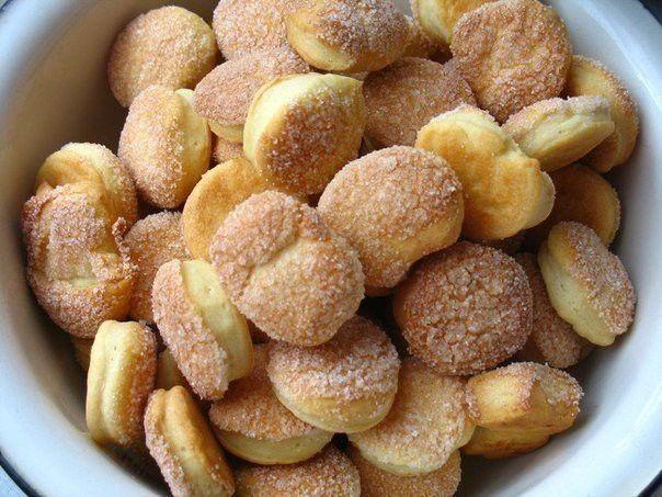 как приготовить печенье из муки маргарина