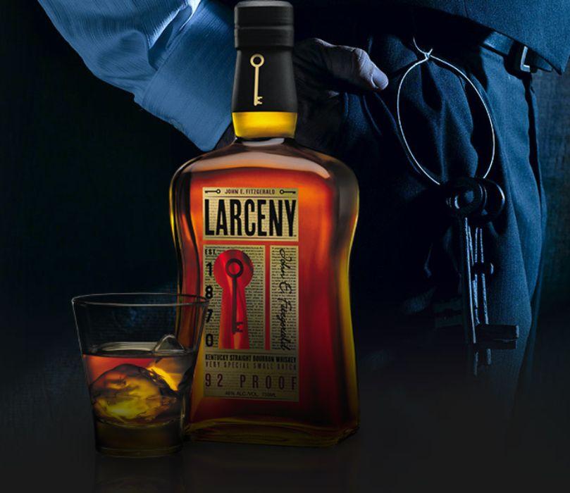 Buy Larceny Bourbon Online Larceny Kentucky Bourbon