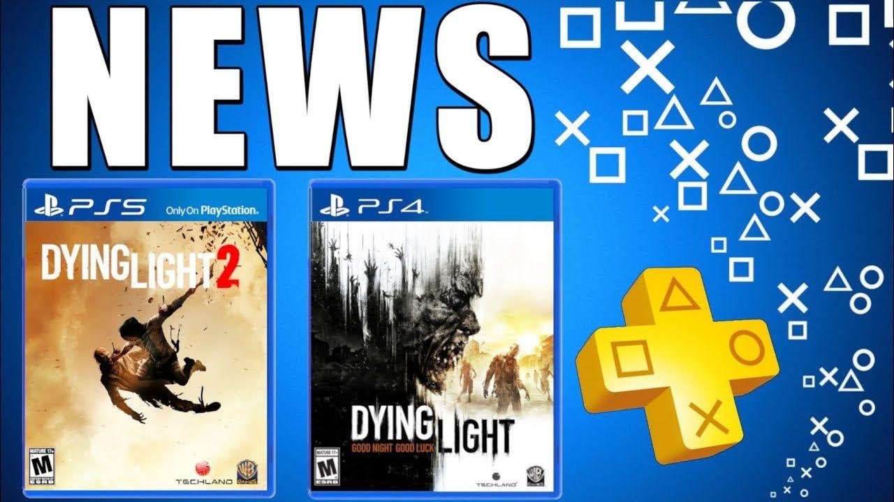 PS5 GAME Confirmed PS PLUS Free Games Bonus & FREE PS4