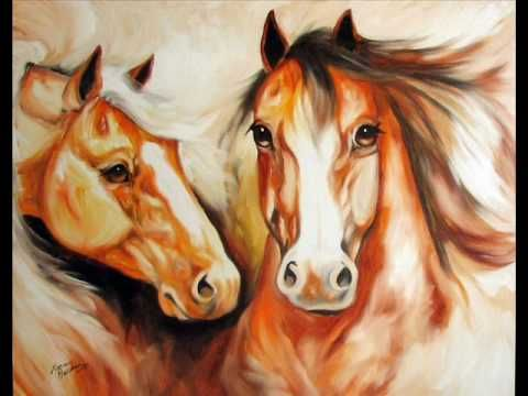 Art by Marcia Baldwin- you-tube
