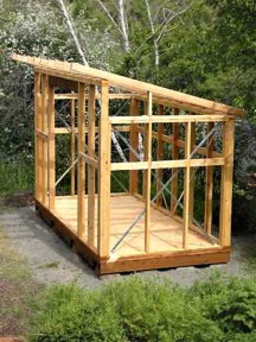 Garden Shed Greenhouse Plans Inspirational Ryan Shed Plans ...