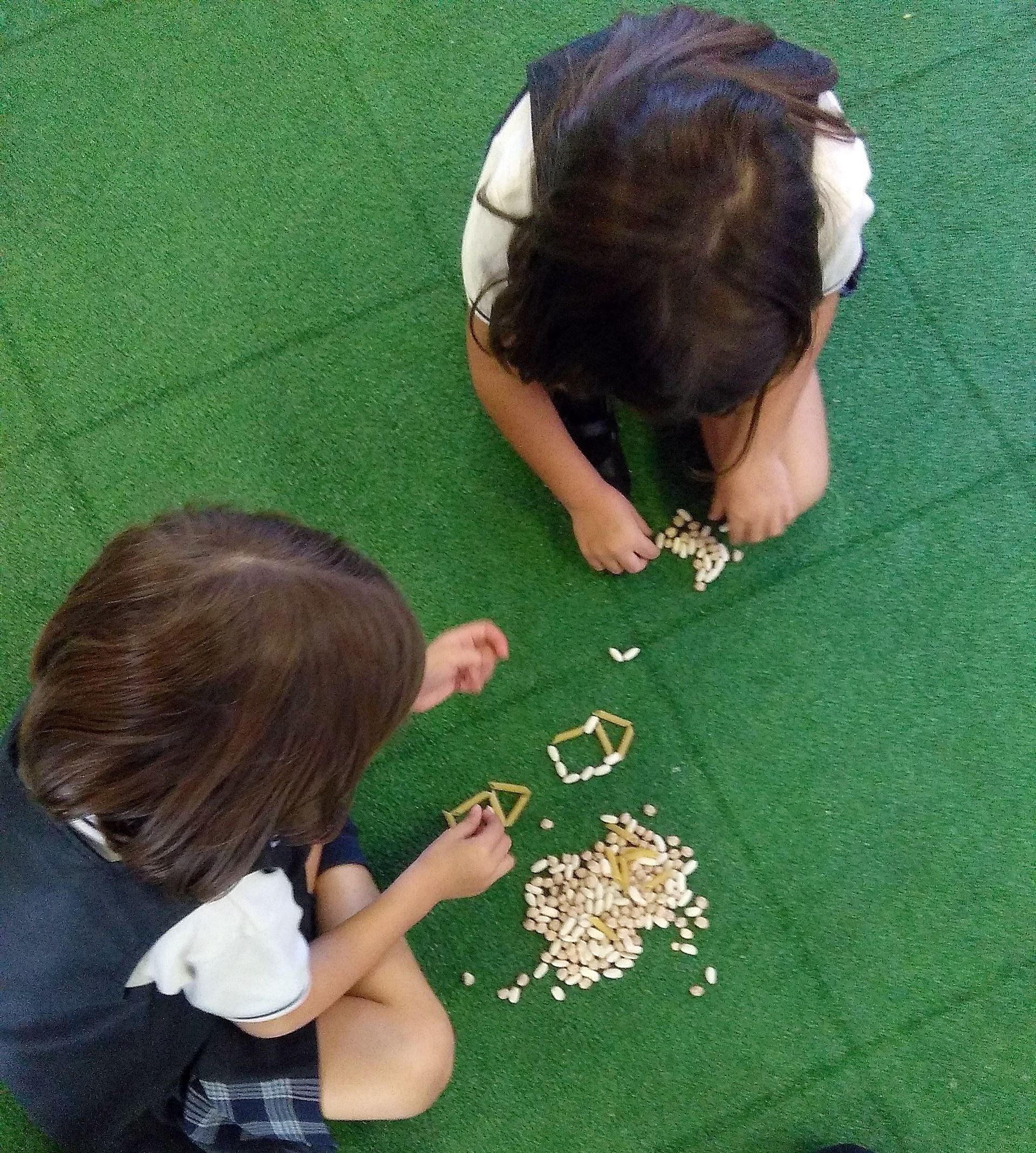 Los niños de Infantil 5 años han realizado actividades de