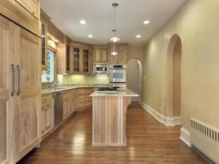 Solid Wood Ash Inframe Kitchen  Galley Kitchen And Stuff For Delectable Ash Kitchen Cabinets Inspiration