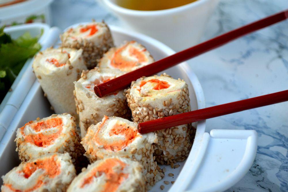 Schiscetta Perfetta #1 Sushi Veg - Blog a Cavolo