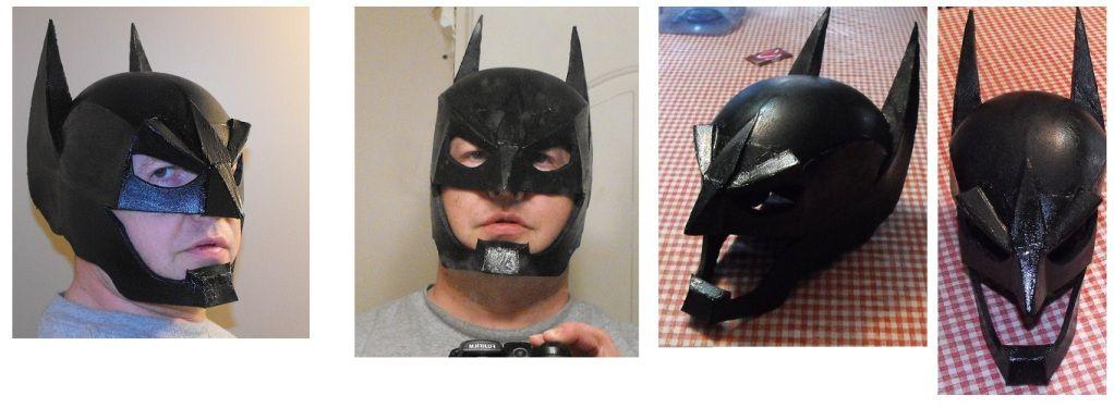 foam batman mask templates crafts pinterest batman batman