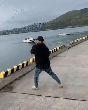 Ran out of runway