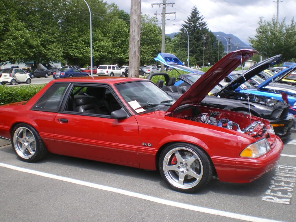 Ford Mustang Forum >> Foxbody Wheel Picture Thread Page 144 Ford Mustang