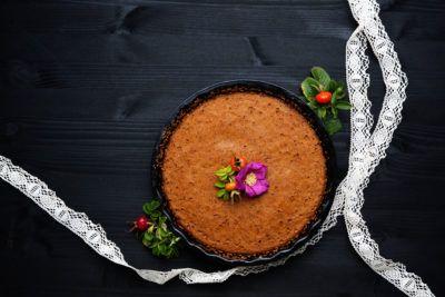 Low-Carb Crustless Pumpkin Pie