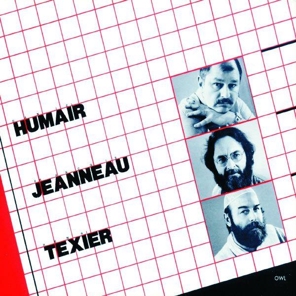 Daniel Humair - Francois Jeanneau - Henri Texier Daniel Humair, Francois Jeanneau, Henri Texier