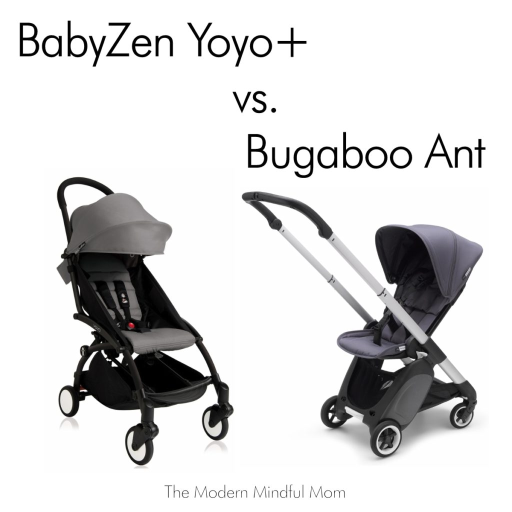 BabyZen Yoyo+ vs. Bugaboo Ant Babyzen yoyo, Babyzen, Bugaboo