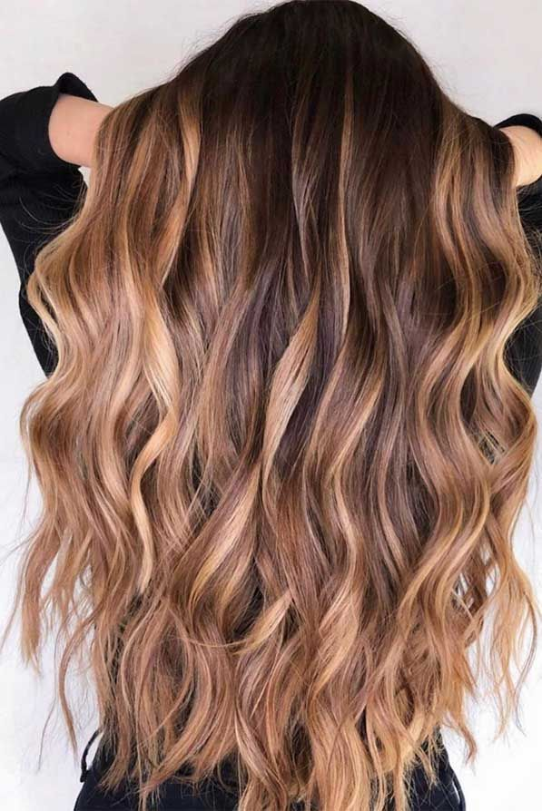 Photo of 33 Gorgeous hair color ideas for a change-up this new year