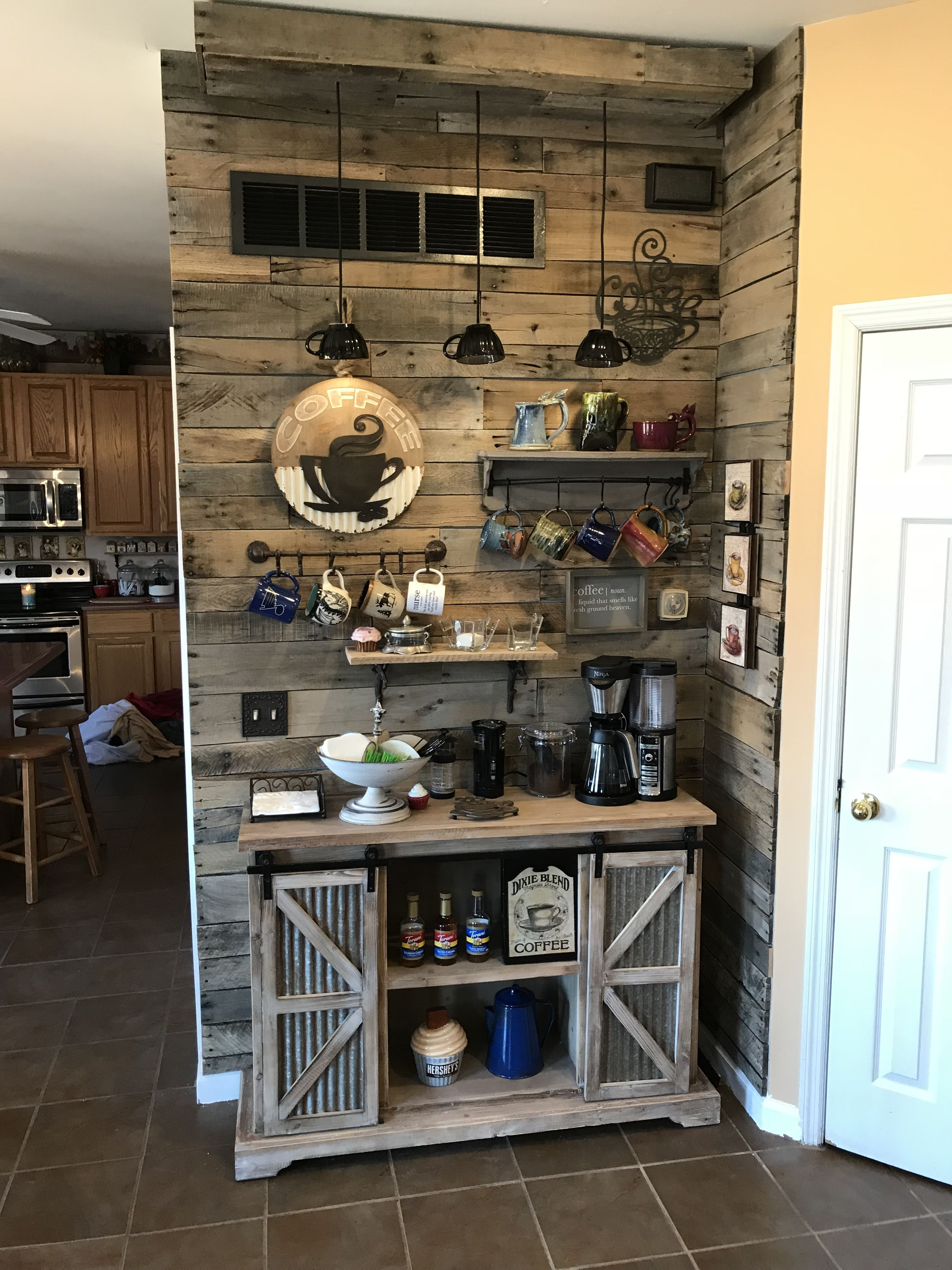adorable diy coffee bar ideas for your cozy home also best all lovers rh pinterest