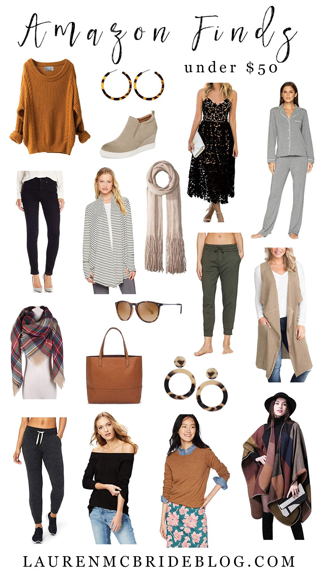 October Amazon Finds Under $11 - Lauren McBride  Fall transition