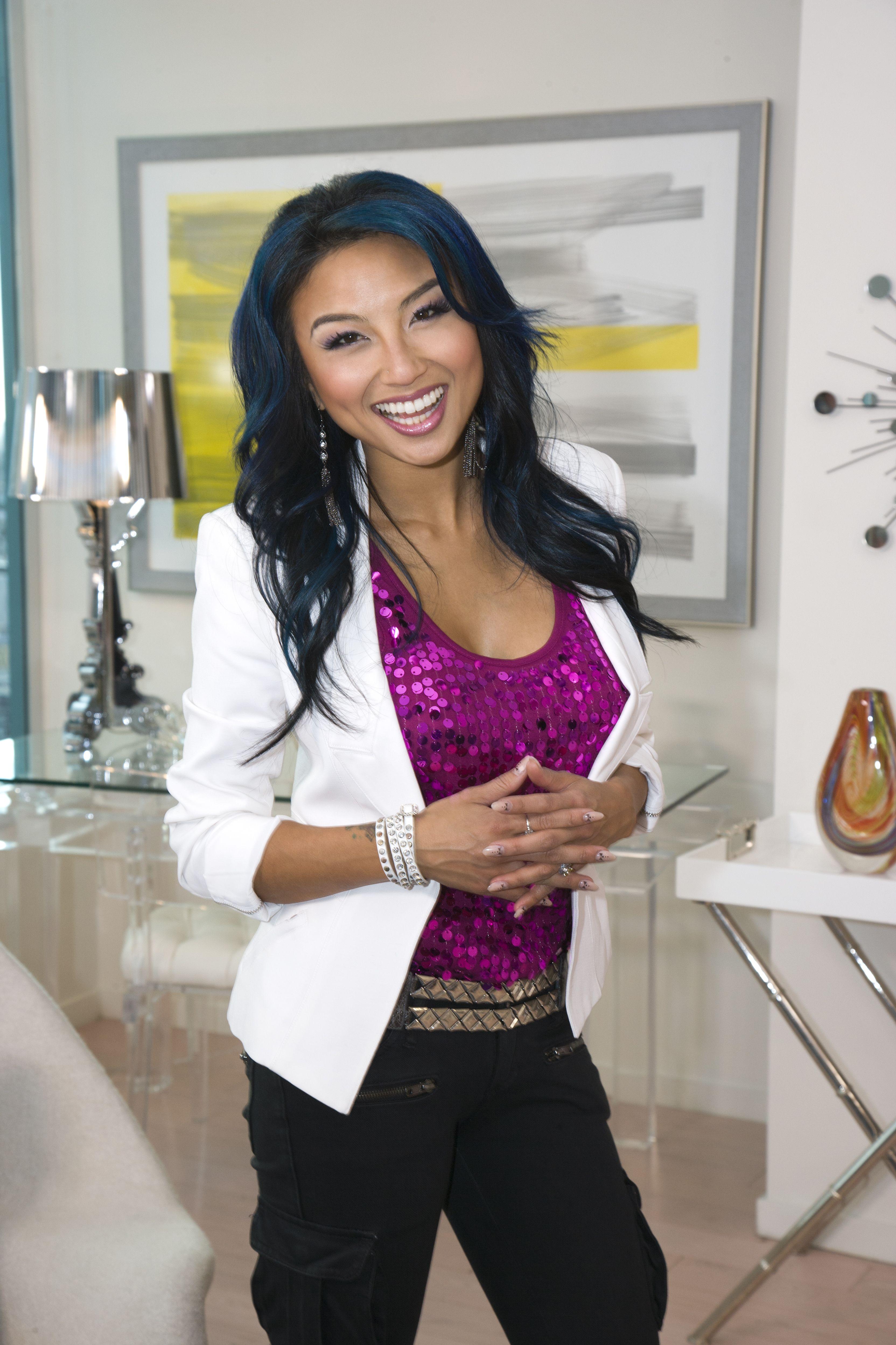 Jeannie Mai! Her haaaair \u003c3 | Fun, pretty and girly | Pinterest ...