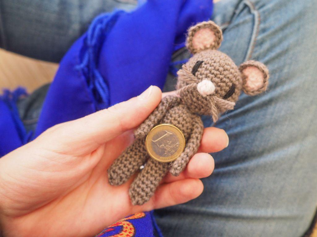 La Petite Souris Tuto Amigurumi Au Crochet Petite Souris