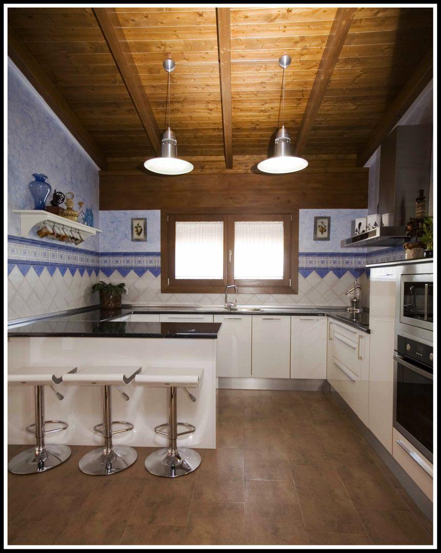 Bonito Cocinas Casa De Campo Galería - Ideas de Decoración de ...