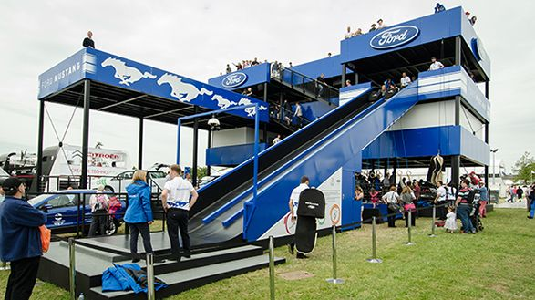 Trade Stands Goodwood Festival Speed : Pin by stuart fingerhut on experiential marketing and