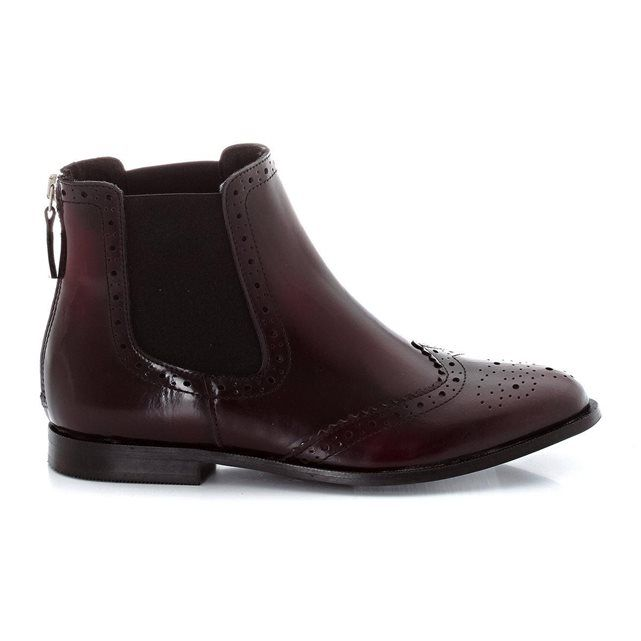 cuirvachetteSOFT GREYmode chelsea style Boots gm6vY7fIby