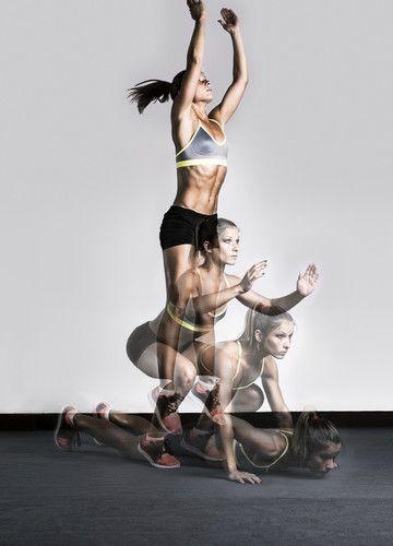 Fettverbrennung ankurbeln: 5 Übungen, die effektiver sind als Joggen - #30min #abworkout #Bauch #dim...
