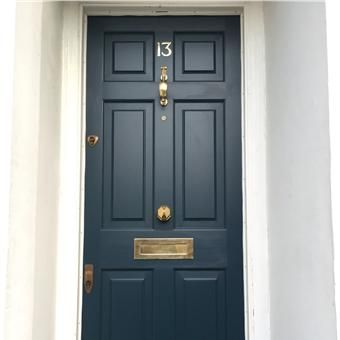 Inspiration From Farrow Ball Victorian Front Doors Painted Front Doors Front Door Paint Colors