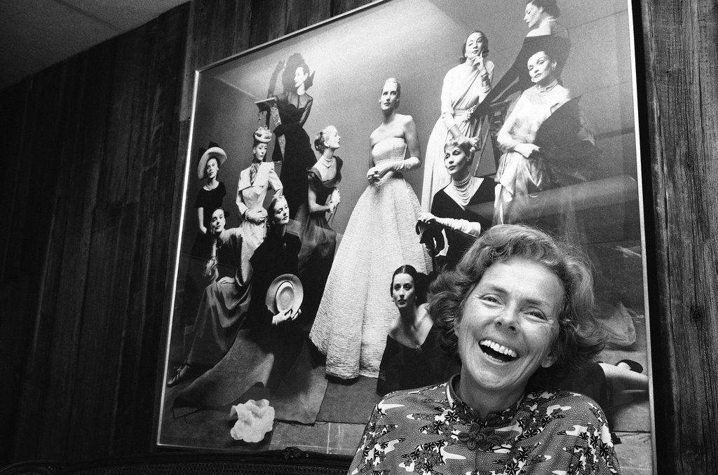 Eileen Ford Grande Dame Of The Modeling Industry Dies At 92