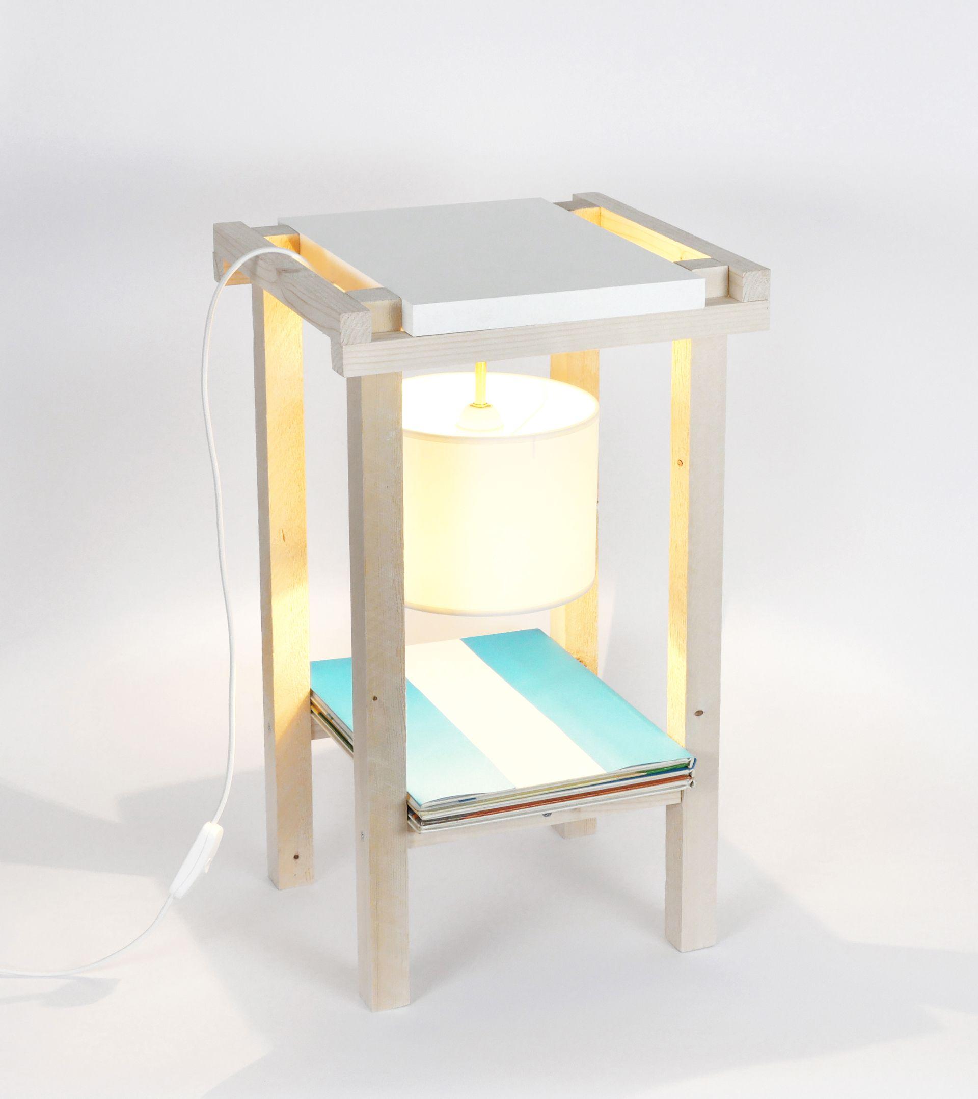 make it table de chevet ralise par pierre lota en partenariat avec leroy merlin pour - Table De Chevet Leroy Merlin