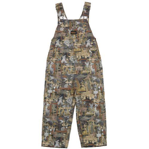 walls kids oilfield camo bib overall on insulated hunting coveralls walls id=96547