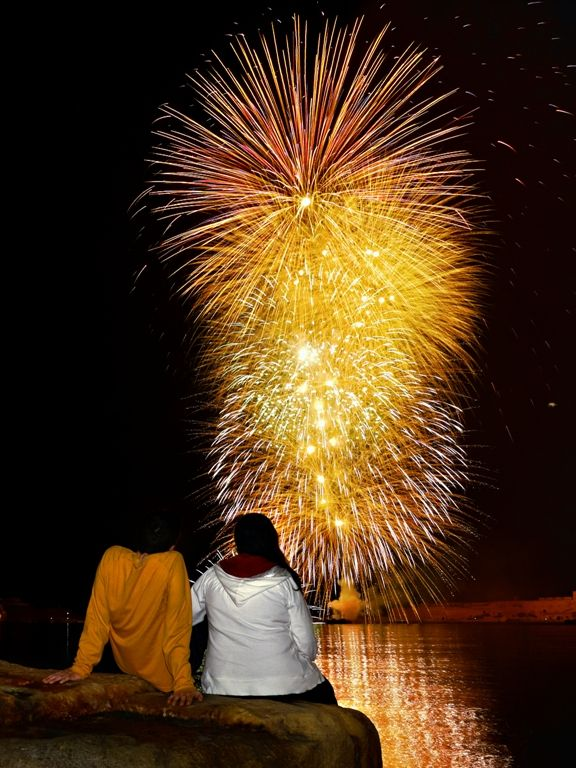Fireworks Festival à Malte