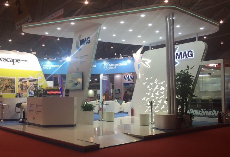 Exhibition Stand Design And Build Manchester : Creative exhibition booth design and build for marketing