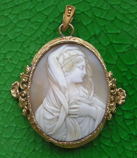 Wedgwood Cameos - FREE SHIPPING ON US ORDERS