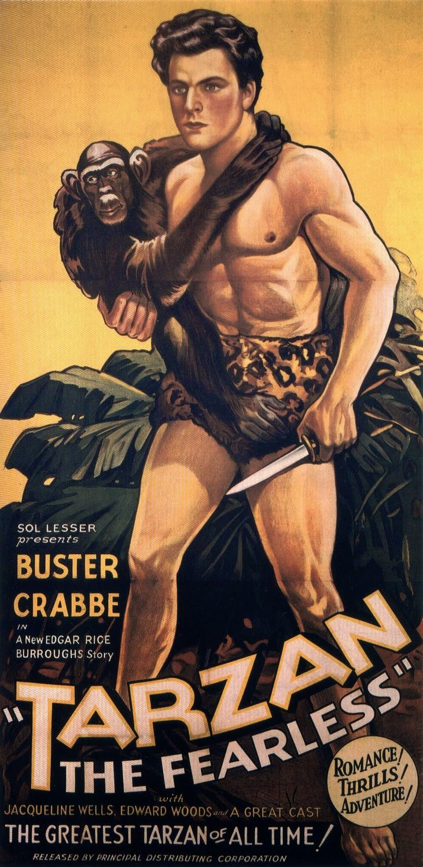 Art Artists Film Posters 1930s Best Movie Posters Tarzan Original Movie Posters