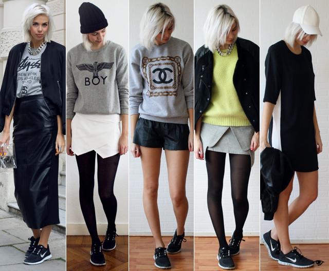 nike roshe run style blog