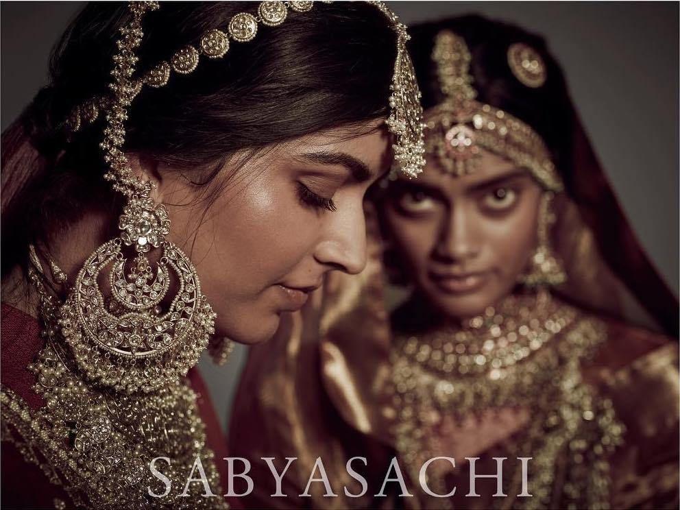 Stunning Sabyasachi 2018 Bridal Jewellery Lehenga Sherwani Sabyasachi Bridal Sabyasachi Bridal Collection Sabyasachi Jewellery