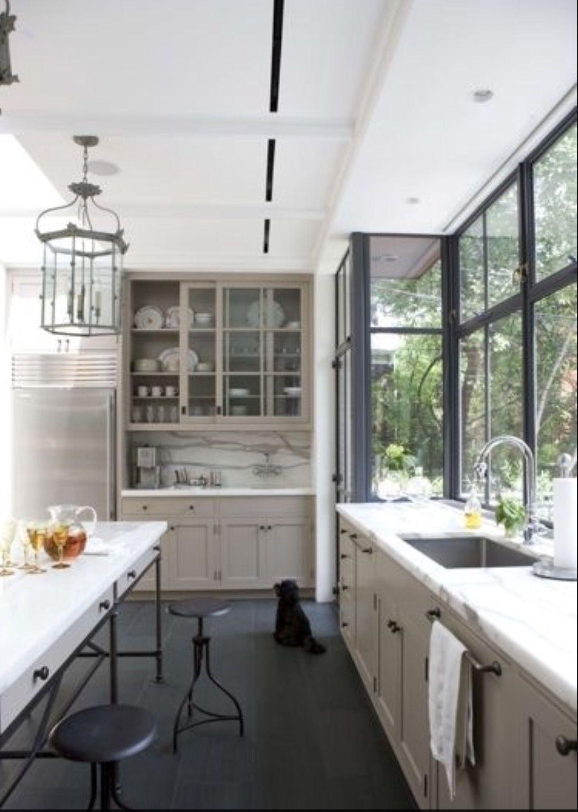 Sliding window over kitchen sink  pin by tabatha collins on kitchens  pinterest  kitchens