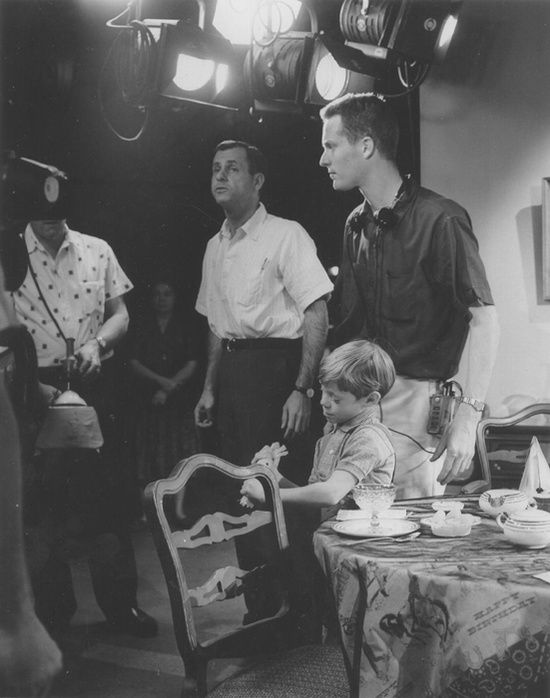 twilight zone behind the scenes quotits a good lifequot with