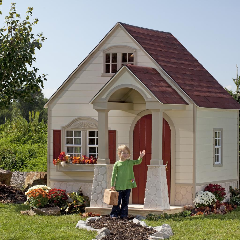 Storybook bungalowmain large garden pinterest bungalow play