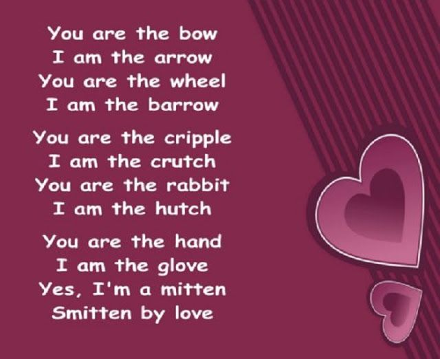Short Valentines Day Poems For Husband Valentines Day Images